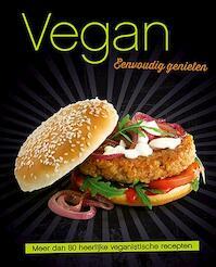 Vegan kookboek (ISBN 9789461883919)