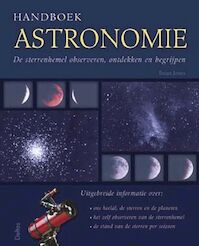 Handboek astronomie - B. Jones (ISBN 9789044702682)