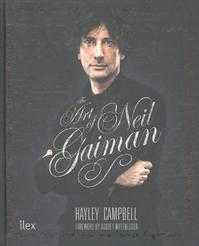 Art of Neil Gaiman - Hayley Campell (ISBN 9781781571392)