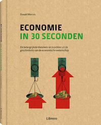 Economie in 30 seconden - Donald Marron (ISBN 9789089987020)