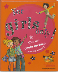 For girls only ! - S. Clochard (ISBN 9789002220579)