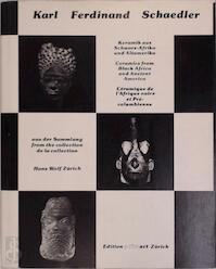 Céramique de l'Afrique noire et d'Amérique précolombienne - Karl-Ferdinand Schädler, Hans Wolf (ISBN 9783907550014)