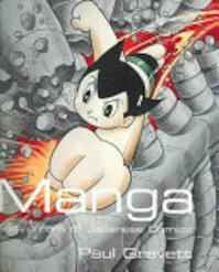 Manga - Paul Gravett (ISBN 9781856693912)