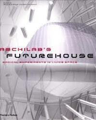 ArchiLab's futurehouse - Marie-Ange Brayer, Béatrice Simonot (ISBN 9780500283578)