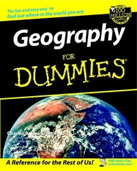 Geography for Dummies - Charles A. Heatwole (ISBN 9780764516221)