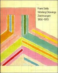 Frank Stella Working Drawings 1956-1970 - Frank Stella (ISBN 3720400093)