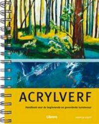 Acrylverf - Marilyn Scott (ISBN 9789089982476)