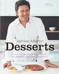 Desserts - J. Martin (ISBN 9789059562387)