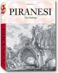 Giovanni Battista Piranesi - Luigi Ficacci (ISBN 9783822850947)