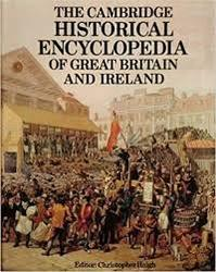 The Cambridge Historical Encyclopedia of Great Britain and Ireland - Christopher Haigh (ISBN 9780521255592)
