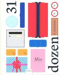 31 dozen - Cécile Boyer (ISBN 9789044816914)