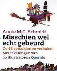 Misschien wel echt gebeurd - Annie M.G. Schmidt (ISBN 9789021480947)