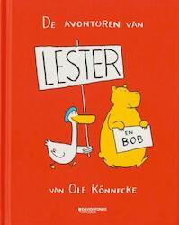 De avonturen van Lester en Bob - Ole Könnecke (ISBN 9789059086531)