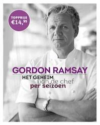 Het geheim van de chef per seizoen - Gordon Ramsay (ISBN 9789021554174)