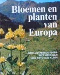 Bloemen en planten van Europa - Oleg Polunin (ISBN 9021004607)