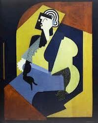 Albert Gleizes. Le cubisme en majesté. Museu Picasso Barcelone. Musee des Beaux-Arts Lyon - Gladys Fabre (ISBN 9782711841998)