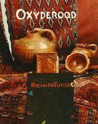 Oxyderood / red oxyd - Richard Tuttle (ISBN 9789069181059)