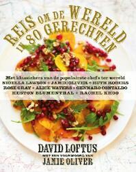 De wereld rond in 80 gerechten - David Loftus (ISBN 9789021552316)
