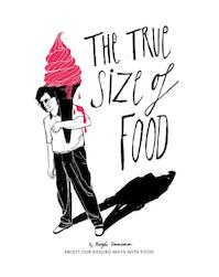 The true size of food - Marijke Timmerman (ISBN 9789063693497)