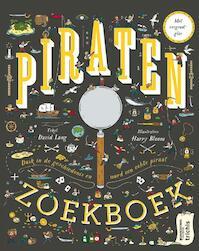 Groot Piraten Zoekboek - David Long (ISBN 9789492077851)
