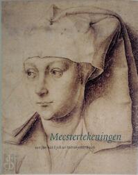 Meestertekeningen - Fritz Koreny, Erwin Pokorny, Léna Widerkehr, Hans Devisscher, Hanneke Vlieghe (ISBN 9789076704142)