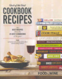 Food & Wine Best of the Best Cookbook Recipes - Editors Of Food & Wine (ISBN 9781603202039)