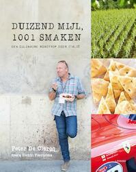 Duizend mijl, 1001 smaken - Peter De Clercq (ISBN 9789401420327)