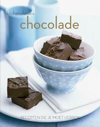 Chocolade (ISBN 9789054265047)