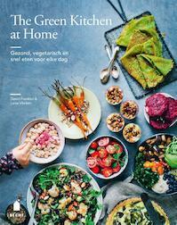 The green kitchen at home - David Frenkiel, Luise Vindahl (ISBN 9789023015437)