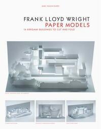 Frank Lloyd Wright Paper Models (ISBN 9781786270061)