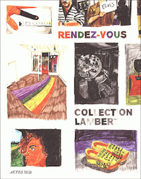Rendez-vous. Collection Lambert - Eric Mézil (ISBN 9782742728572)