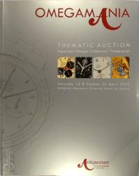Omegamania - Antiquorum Auctioneers