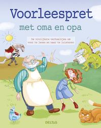 Voorleespret met oma en opa (ISBN 9789044732511)