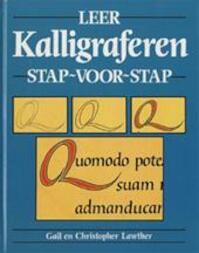 Leer kalligraferen stap voor stap - Lawther (ISBN 9789067611763)
