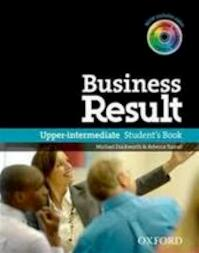 Business Result DVD Edition: Upper-intermediate: Student's Book Pack with DVD-ROM (ISBN 9780194739405)