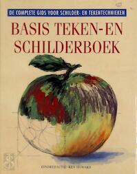 Basis teken- en schilderboek - Ken Howard, Ch Bartlett, Elke Meiborg, Renske de Boer (ISBN 9789062488216)