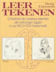 Leer tekenen - Betty Edwards, C.W.A.J.A. Walraven (ISBN 9789061342885)