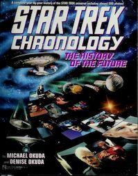 Star Trek chronology - Michael Okuda, Denise Okuda (ISBN 9780671796112)