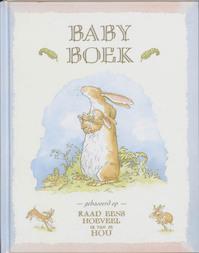 Raad eens hoeveel ik van je hou / Babyboek - Unknown (ISBN 9789056370824)