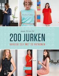 200 jurken - Evelien Cabie (ISBN 9789401426947)
