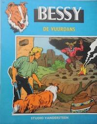 De vuurdans - Willy Vandersteen