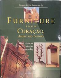 Furniture from Curacao, Aruba and Bonaire - G.E. Nije-Statius van Eps (ISBN 9789060119440)