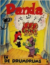Panda en de drumdrums - Marten Toonder (ISBN 9789065550514)