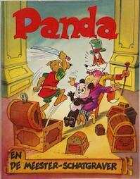 Panda en de meester-schatgraver - Marten Toonder (ISBN 9789064380587)