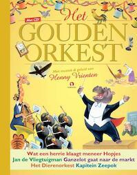 Het gouden orkest - Gertrude Crampton, Helen Palmer, Rindert Kromhout, Ilo Orleans (ISBN 9789047614913)