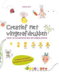 Creatief met vingerafdrukken - Rosa M. Curto (ISBN 9789043918657)
