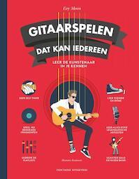 Gitaarspelen - Evy Moon (ISBN 9789059566897)