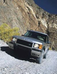 Land Rover Discovery - Dave Pollard (ISBN 9781844255573)