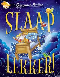 Slaap lekker! - Geronimo Stilton (ISBN 9789085924326)