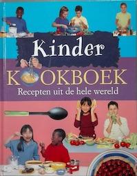 Kinderkookboek: recepten uit de hele wereld - Rosalba Gioffré, Frances Lee, Karen Ward (ISBN 9789052955605)